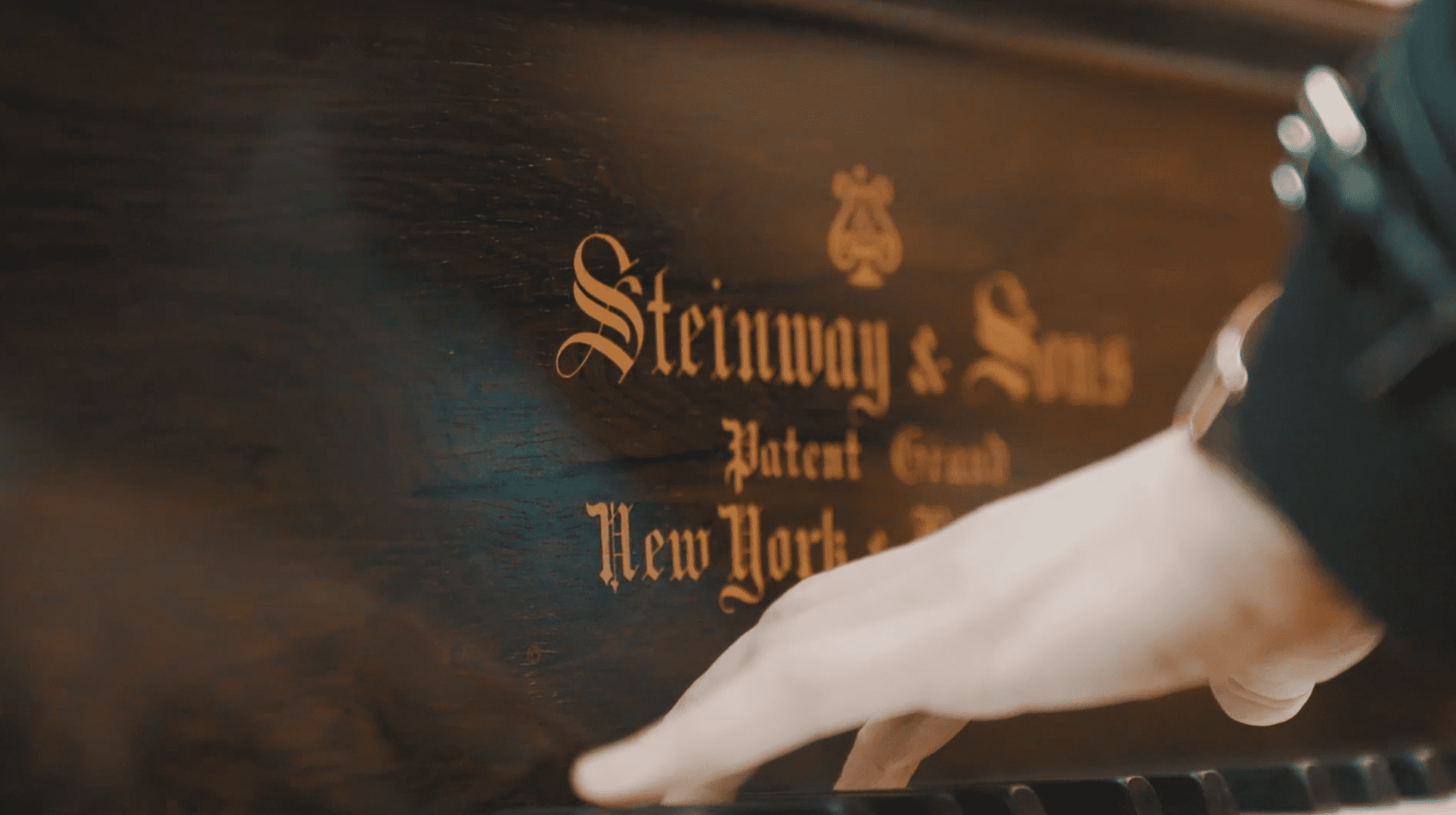 Steinway & Sons, Featuring Ingrid Jacoby Smart Cookie Media