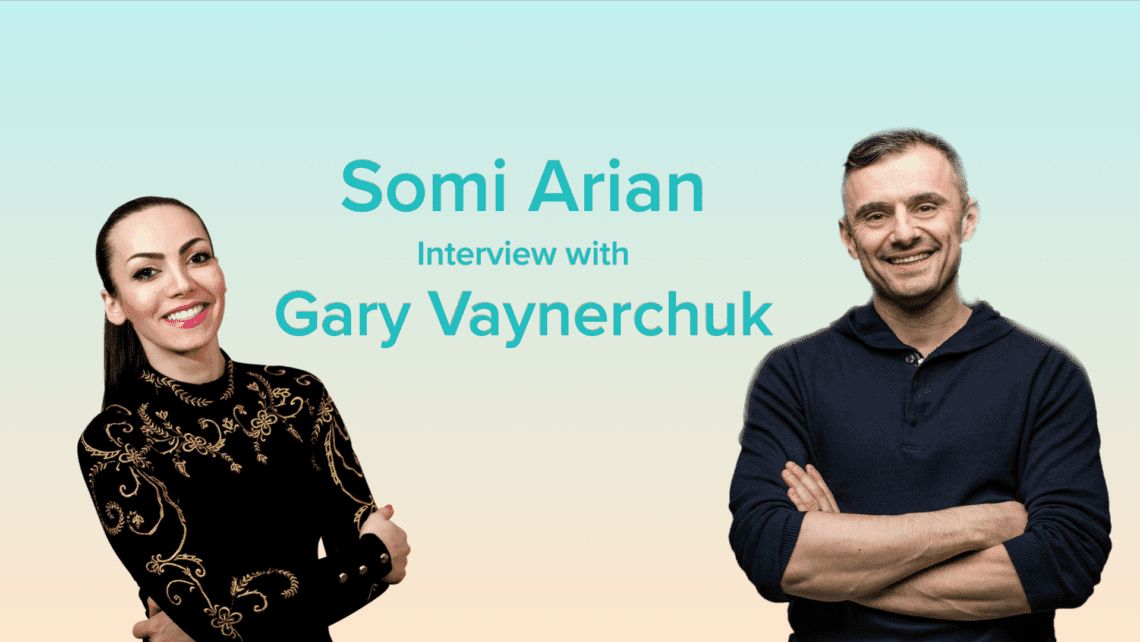 Somi Arian's Interview with Gary Vaynerchuk on Millennials and Luxury Brands